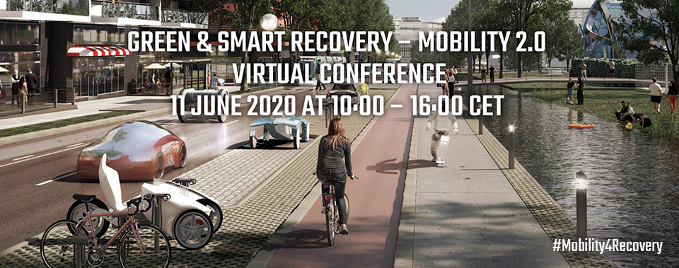 GREEN & SMART RECOVERY – MOBILITY 2.0 Virtual Congress